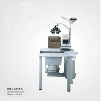 China Optical Table/Ophthalmic Refraction Chair Unit for Ophthalmic Equipment