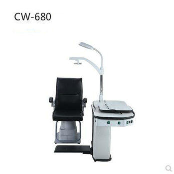 CW-680 Optical Instruments Combined Table Series Ophthalmic Unit