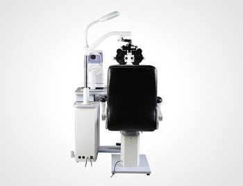 Hot Sale Optical Refracting Chair Ophthalmic Chair Unit OUYA-880B