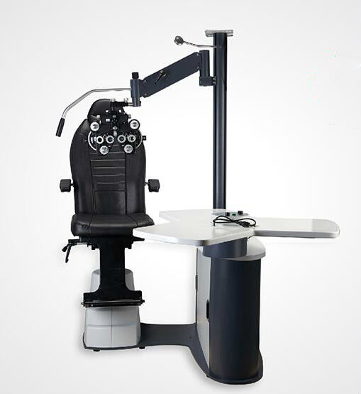 Ophthalmic Unit For 3 Instruments Y-Shape Optical Combined Table and Chair CT-900A