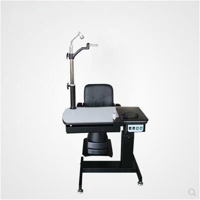 Best Electric Examination Table Optometry Unit Chin Auto Vision Chart For Sale